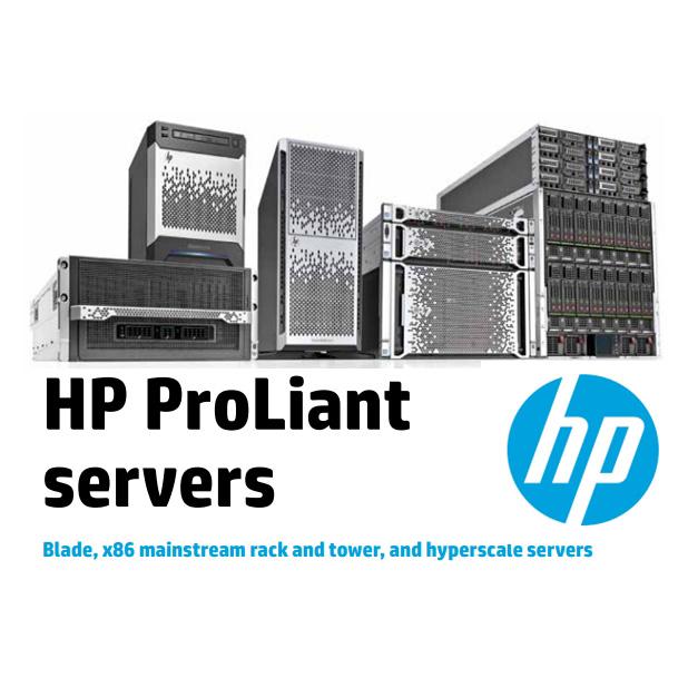 سرور اچ پی (HP Servers)
